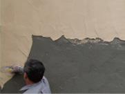 カラーモルタル施工例写真3